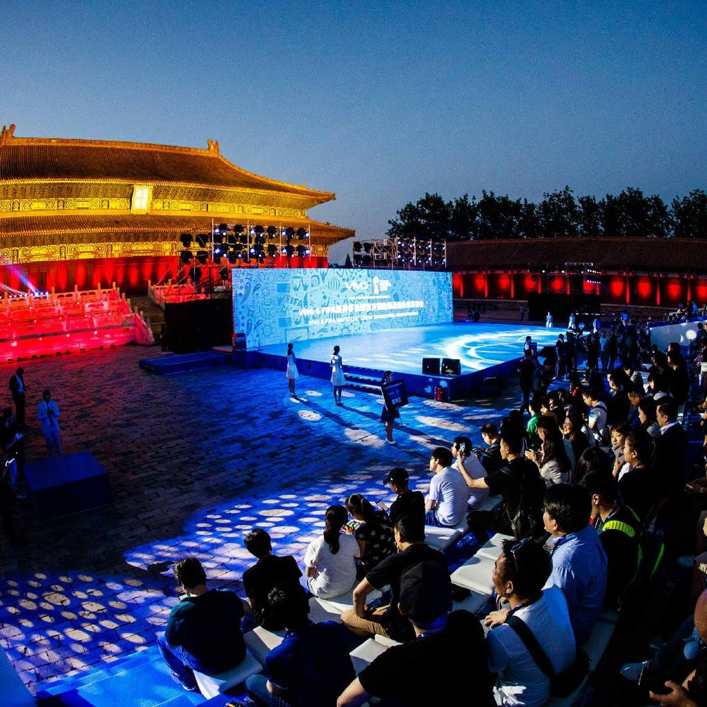 Vivo Siap Tebar Pesona di MWC Shanghai 2017