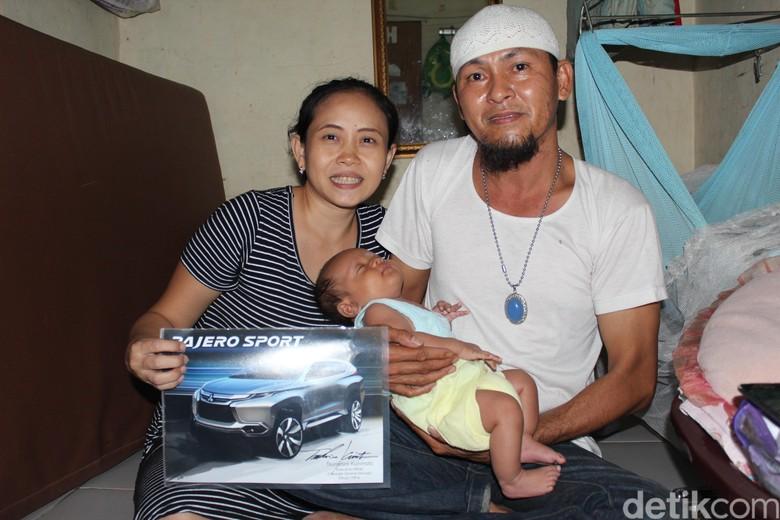 Sempat Diprotes, Muis Keukeuh Namakan Anaknya Pajero Sport