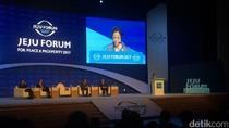 Mega di Jeju Forum: Pancasila Mampu Menjawab Persoalan Dunia