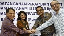 Bank Mandiri dan IFF Kerja Sama Pembiayaan Infrastruktur