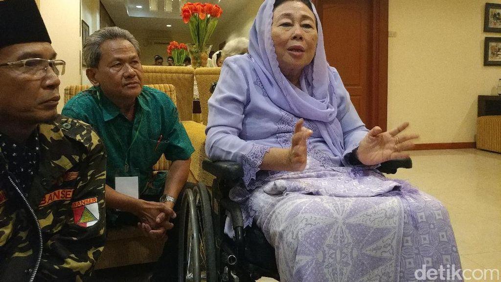 Istri Gus Dur: Pancasila Bukan Hanya untuk Dihapal dan Dipajang