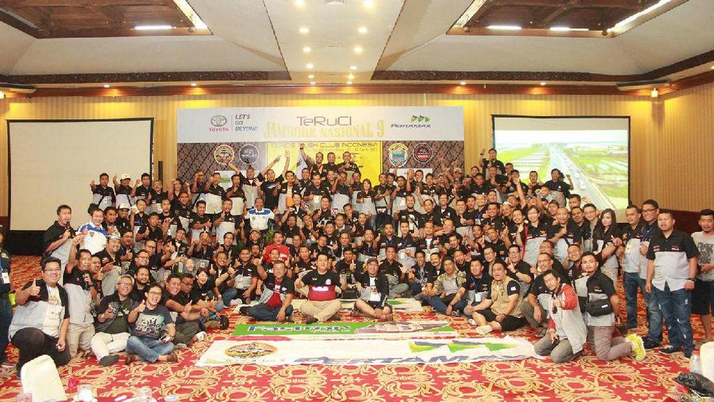 Jambore Nasional 9 Teruci, Bikin Makin Akrab