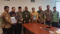 BPK Beri Opini WDP atas Pengelolaan Keuangan Kota Serang