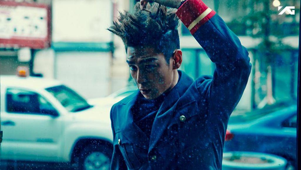 T.O.P BIGBANG Masih di ICU, Fans: Oppa, Stay Strong!