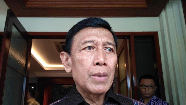 Kata Wiranto soal Rp 6 M untuk Tangani Ormas Anti-Pancasila