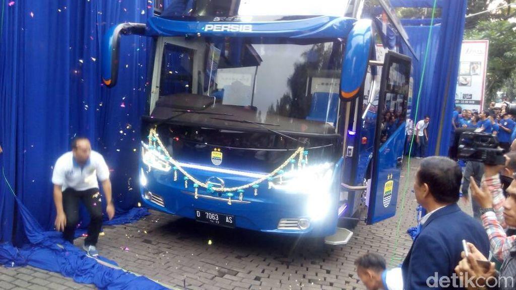 Bus Baru, Harapan Baru untuk Persib