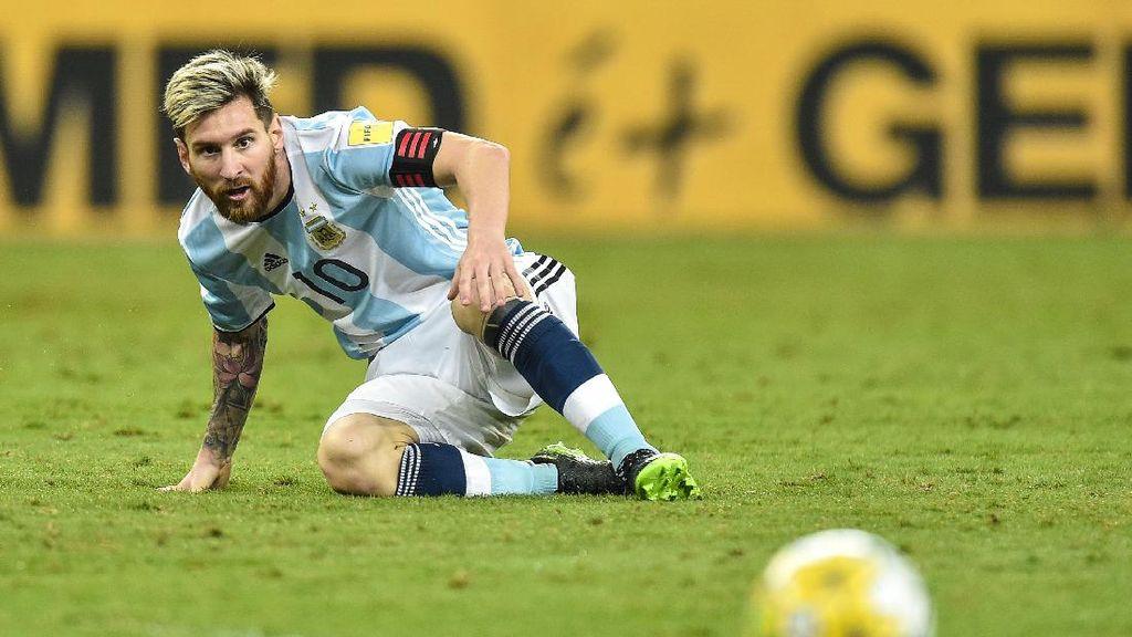 Tugas Pertama Sampaoli: Bikin Messi Bahagia