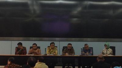 Tim Sinkronisasi Bertemu SKPD DKI, Sudirman: Tandanya Proses Mulus