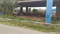 Mulai Oktober Kolong Tol Kalijodo Jadi RTH dan Lahan Parkir