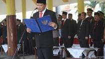 Bupati Pasuruan Raih Anugerah Satyalancana Pembangunan 2017