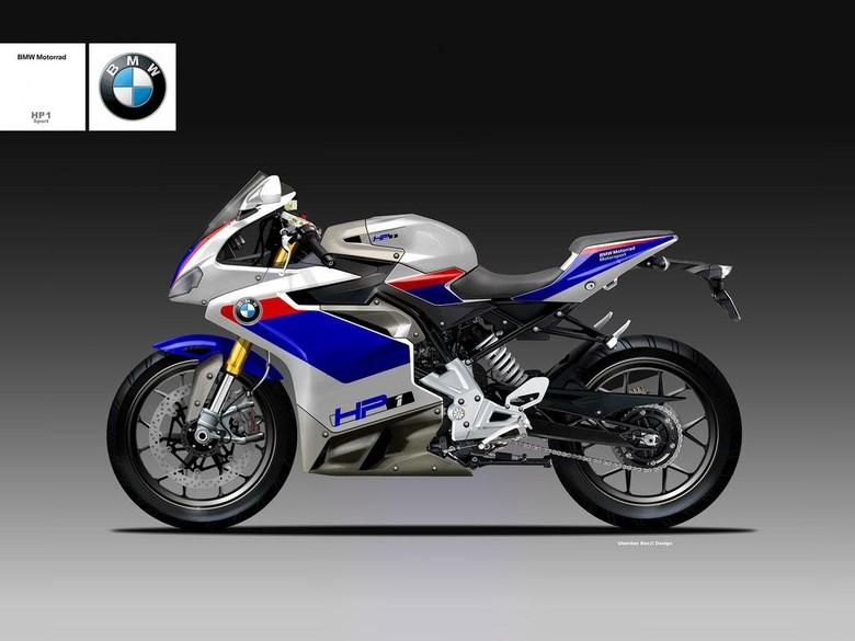 Motor Murah BMW Jadi Cafe Racer, Scrambler dan Sport Fairing