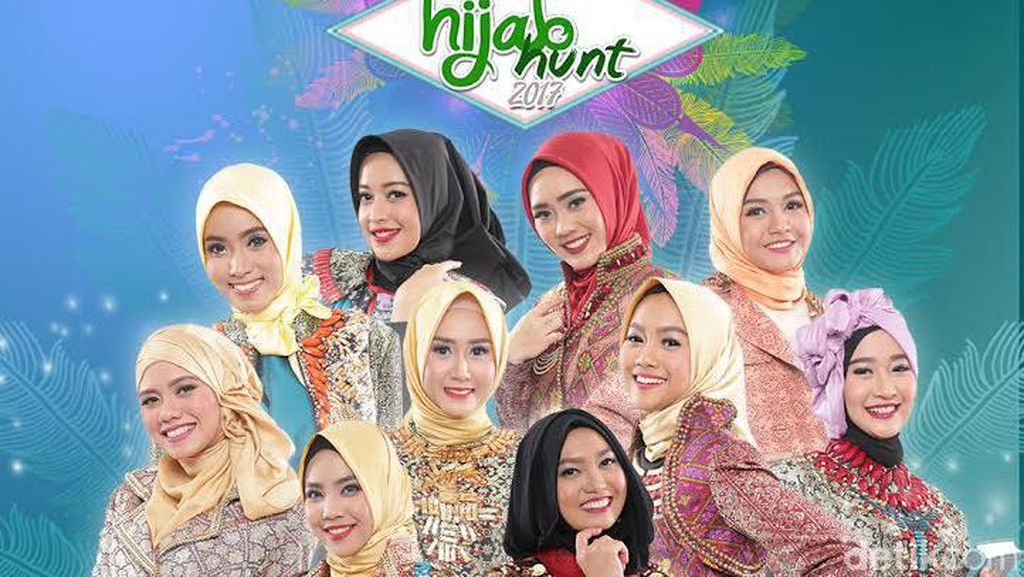 Hari Ini, Jangan Lupa Tonton Road To Final Sunsilk Hijab Hunt 2017