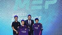 Seperti Apa Taman Rekreasi Messi di China Nanti?