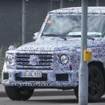 Mercedes-AMG G63 Paling Kuat Mulai Diuji