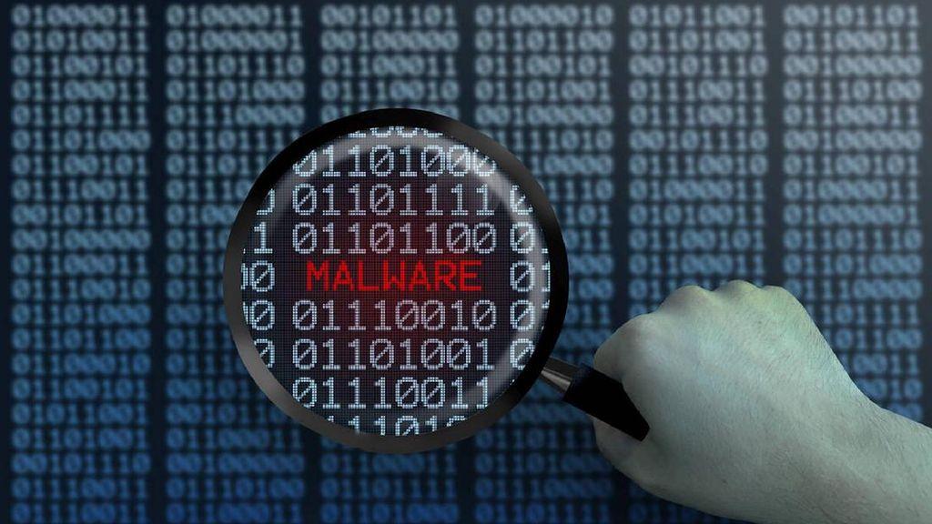 Siapa Saja 5 Besar Negara Sasaran Malware?