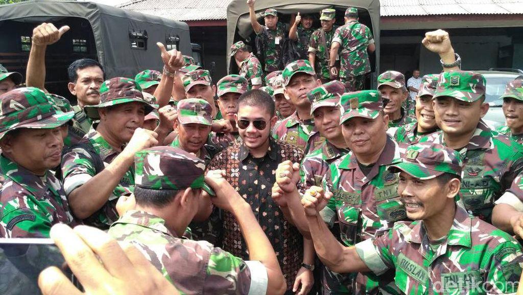 Cicit Soeharto Latih Babinsa se-Indonesia Budidaya Lele