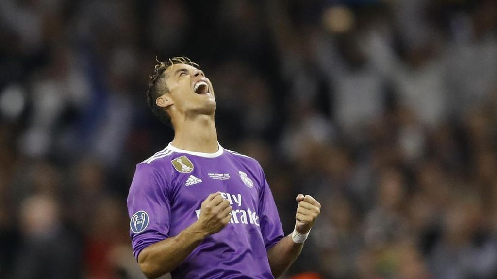 Zidane: Ronaldo Sekarang Lebih Rileks