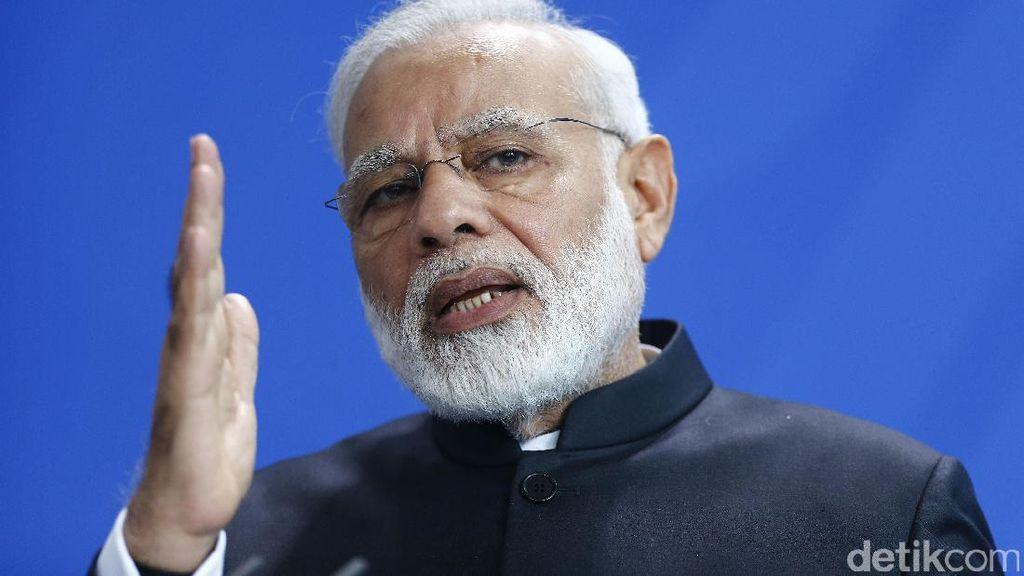 Narendra Modi akan Jadi PM India Pertama yang Berkunjung ke Israel
