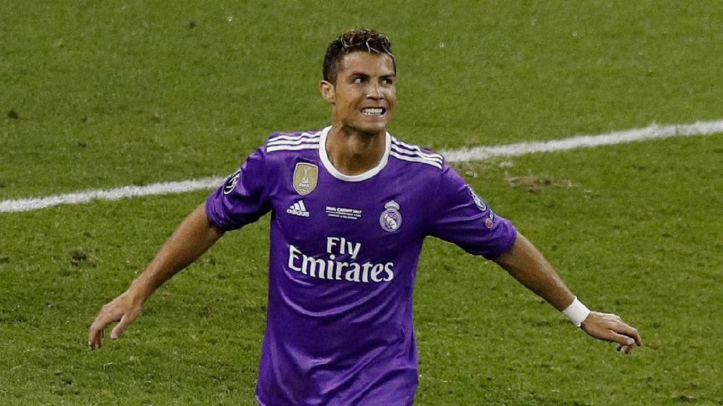 Mantan Presiden Real Madrid Ini Sebut Ronaldo Bisa Saja Balik ke MU