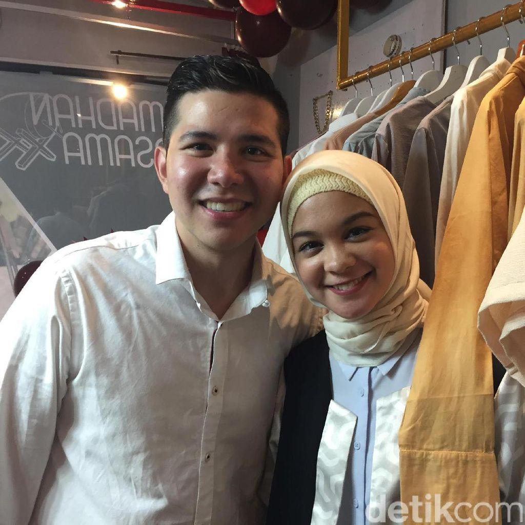 Kata Haykal Kamil Tentang Lebaran Pertama Bersama Istri
