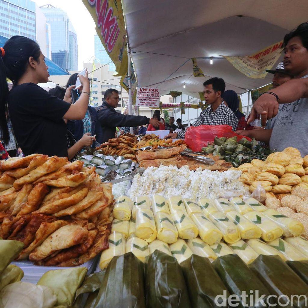 Fotostop: Nikmatnya Kuliner Ramadan
