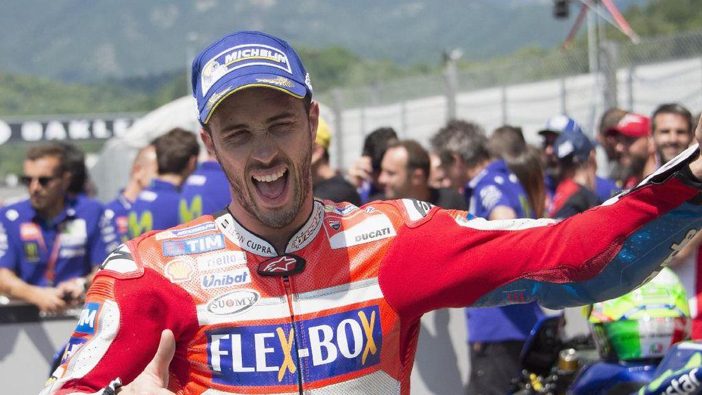 Dovizioso: Ducati Bisa Bersaing dalam Perburuan Gelar Juara