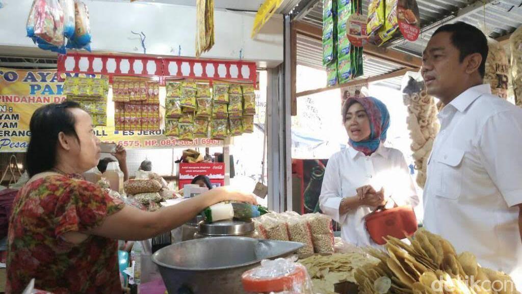 Sidak Pasar, Kemendag Temukan Gula yang Dijual Lebih Mahal