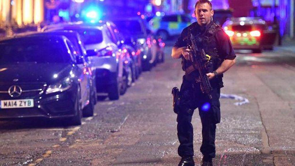 3 Serangan Terjadi di London, Trump Tawarkan Bantuan