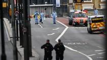 Dalam 8 Menit, 3 Pelaku Teror London Ditembak Mati Polisi