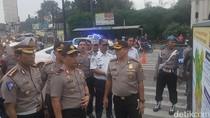 Jelang Mudik, Kapolda Banten Cek Jalan Arteri Tangerang-Serang