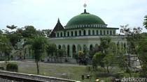 Masjid ini Dikenal Tempat Syekh Maulana Ishaq Sebarkan Agama Islam