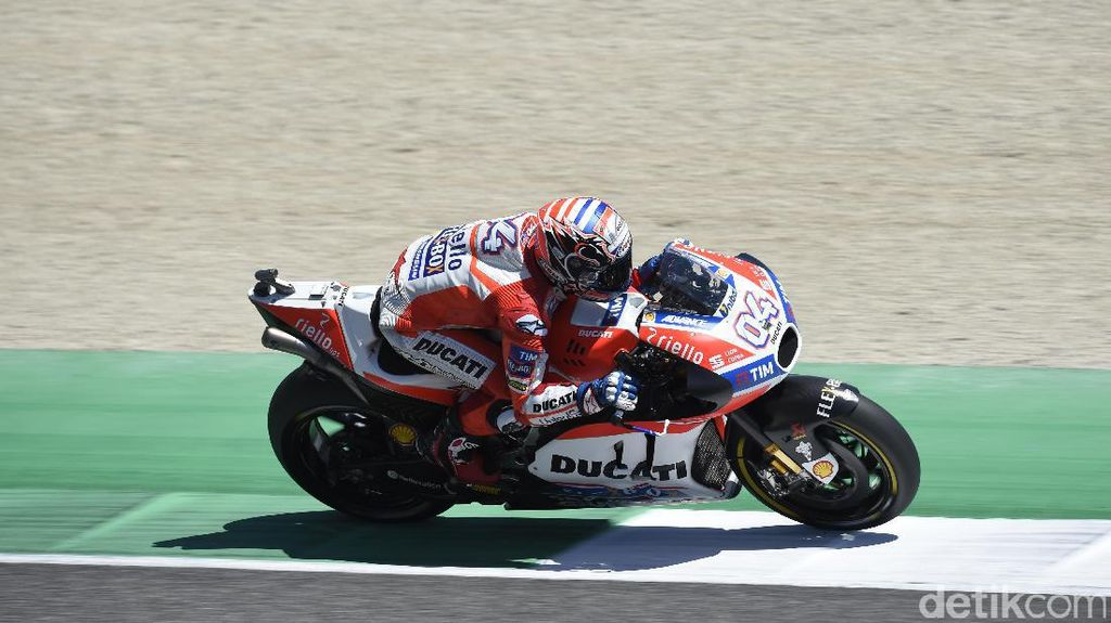 Mengintip Rahasia Kehebatan Ducati di Trek Lurus MotoGP