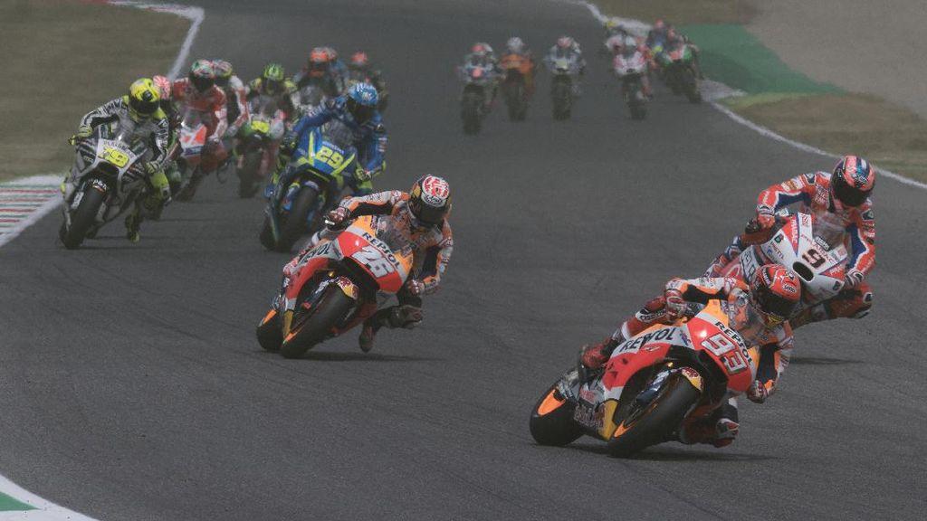 Thailand Sudah Pasti, Apa Kabar Rencana MotoGP Indonesia 2018?
