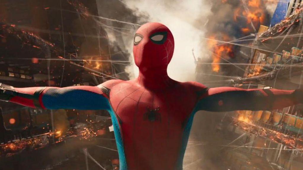 Cewek-cewek yang Bikin Spider-Man Makin Semangat