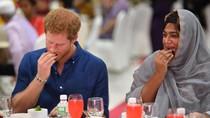 Kunjungi Singapura, Pangeran Harry Buka Puasa Bareng Komunitas Muslim