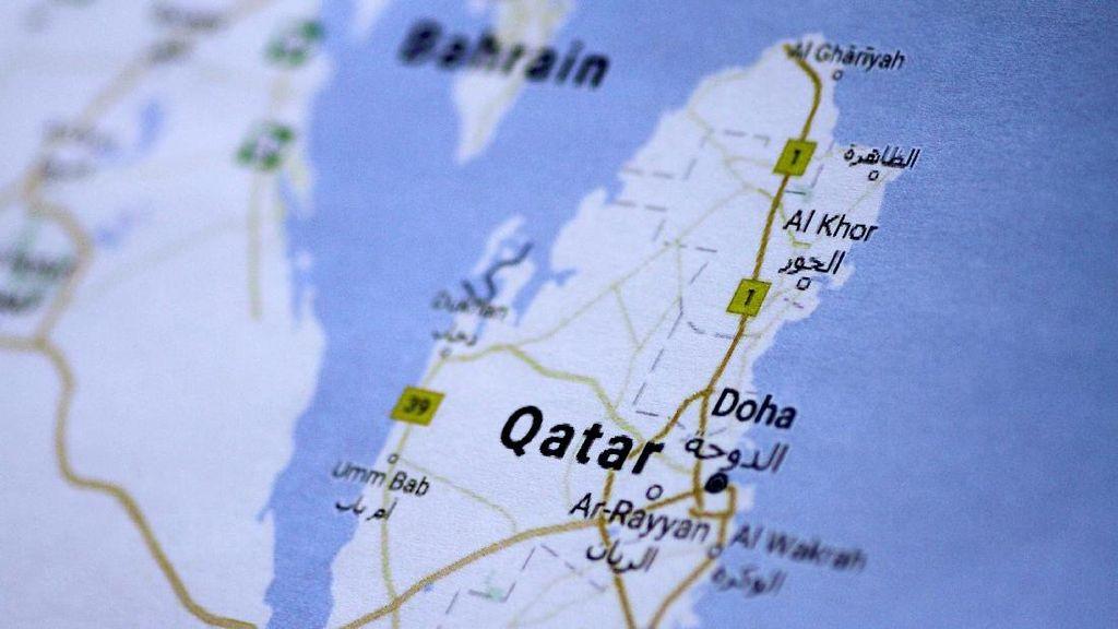 Bursa Saham Anjlok, Menkeu Qatar: Tak Perlu Khawatir