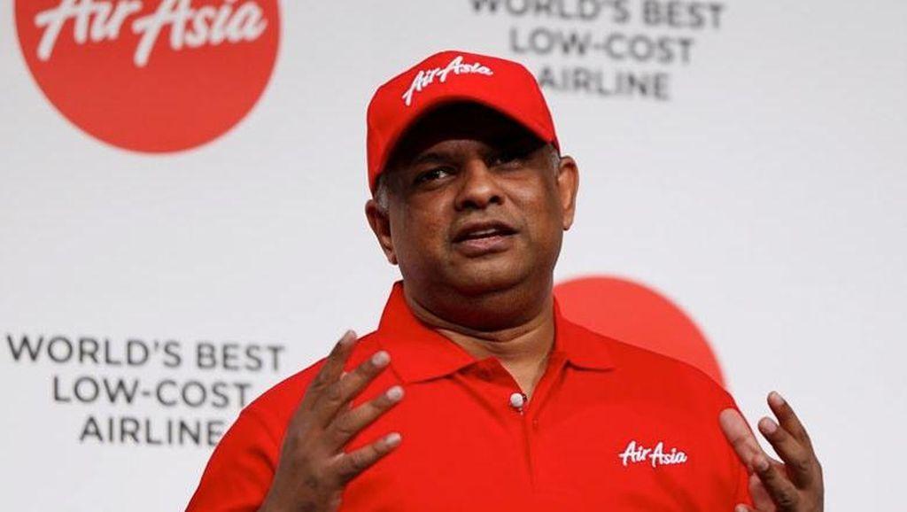 Bos AirAsia Menolak Dibantu Pramugari Ketika Membersihkan Pesawat