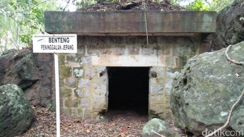Benteng Peninggalan Jepang yang Instagenic di Sabang