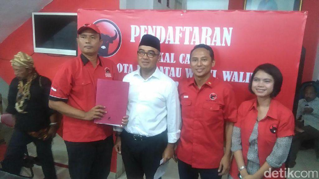 Cerita Farhan Soal Keputusannya Maju di Pilwalkot Bandung
