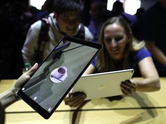 iPad Pro baru. Foto: Getty Images