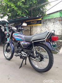 Jrengg, motor setelah dibedah