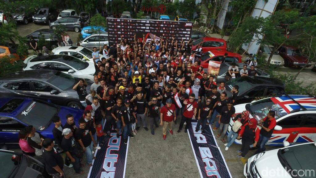 Komunitas Ingin Ciptakan Pengendara Santun, Bandung yang Kondusif