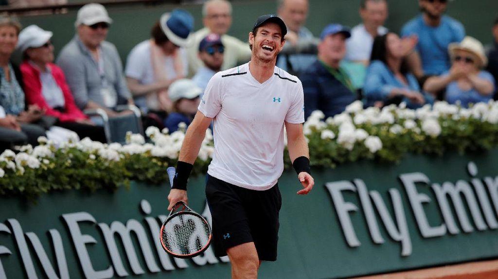 Andy Murray ke Perempatfinal Prancis Terbuka