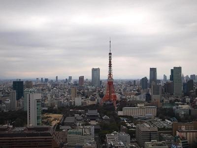 Potret Tokyo Tower dari Berbagai Sisi Tokyo