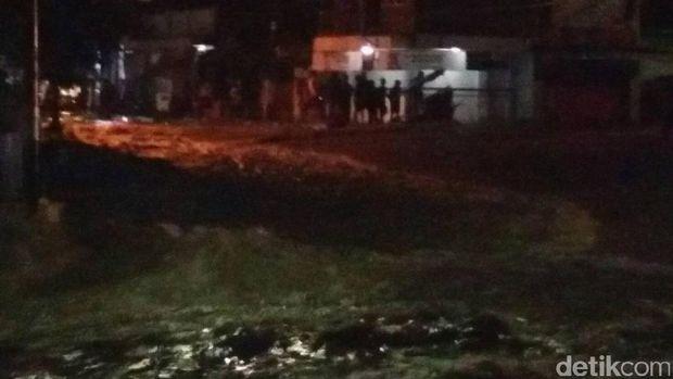 Banjir di Kabupaten Garut.