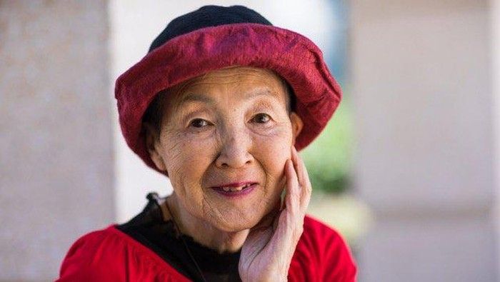 Masako Wakamiya. Foto: istimewa