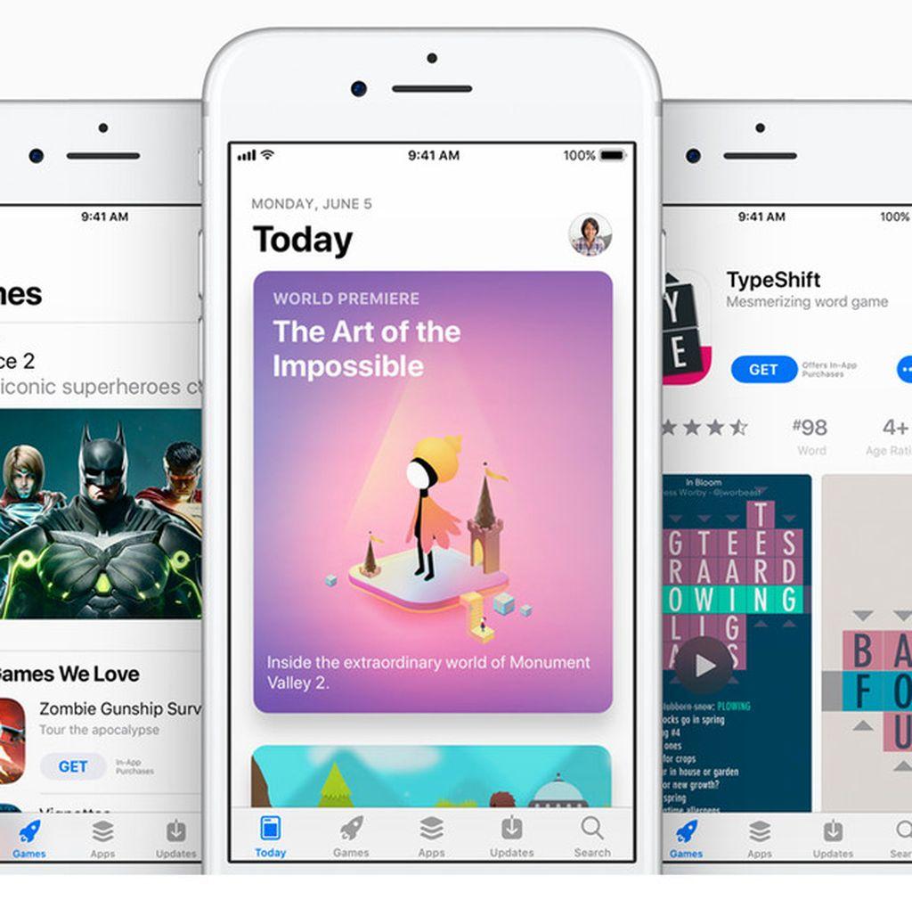 Ada Belasan Fitur Baru di iOS 11 Beta 4, Apa Saja?