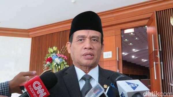 Gerindra: Kalau Voting RUU Pemilu, PDIP dkk Pasti Menang