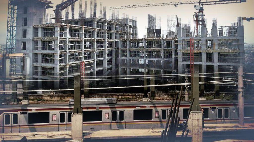 Bulan Depan, Rusun Dekat Stasiun KRL Sudah Bisa Dipesan