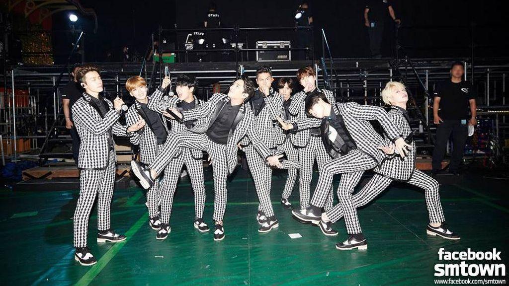 Super Junior Persiapkan Album untuk Comeback November
